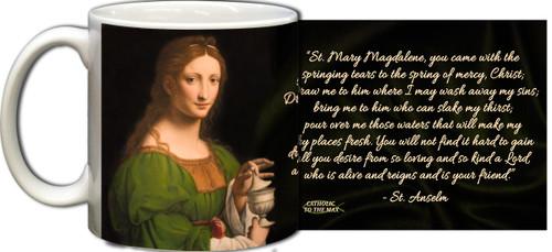 St. Mary Magdalene Mug