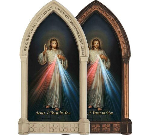 Divine Mercy Home Doorpost Blessing
