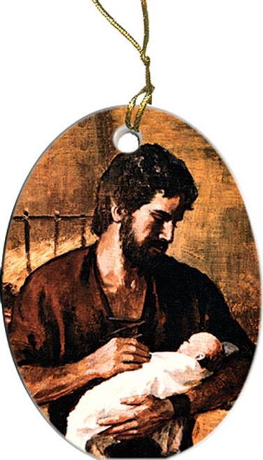 St. Joseph (Fatherhood) Ornament