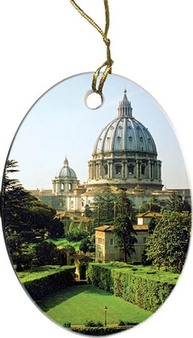 Vatican Gardens Ornament