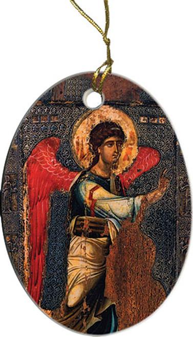 Annunciation (Gabriel) Ornament