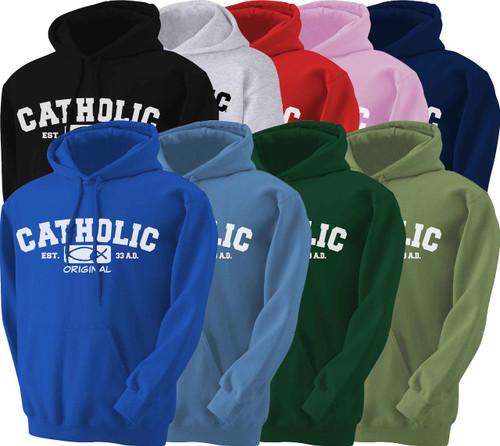 Catholic Original Hoodie
