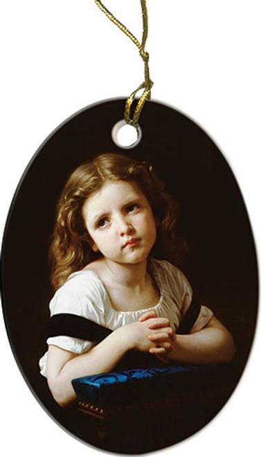 La Priere Ornament