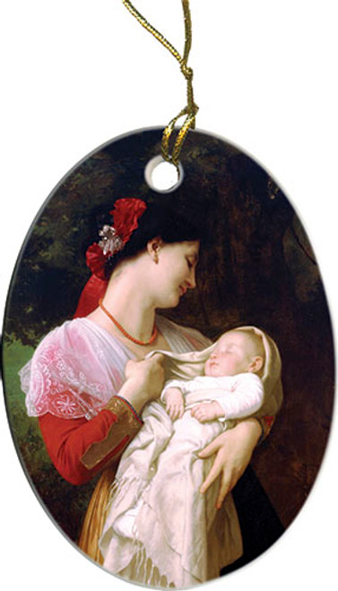 Maternal Admiration Ornament
