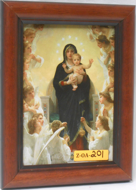 CLEARANCE Queen of Angels 5x7 Framed Print