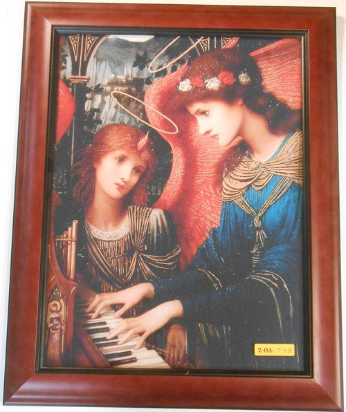 CLEARANCE St. Cecilia 12x16 Framed Print