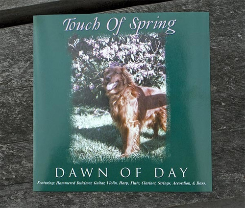 Touch of Spring: Dawn of Day CD