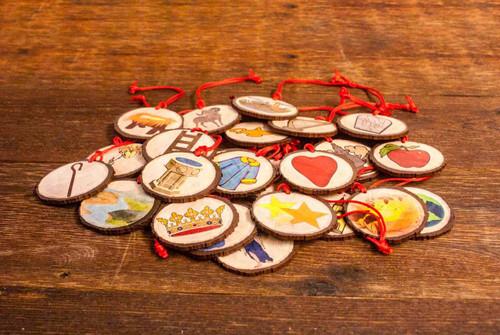 All 27 Ornaments