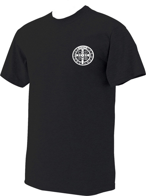 Benedictine Medal T-Shirt 2