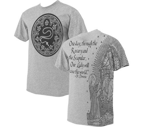 Madonna of the Rosary T-Shirt