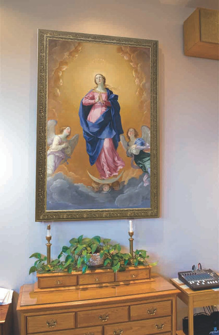The Immaculate Conception by Guido Reni Church-Sized Canvas Art