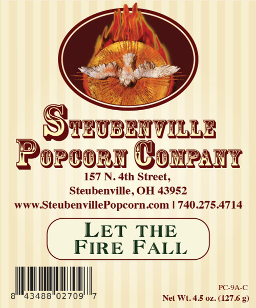 Let the Fire Fall Popcorn
