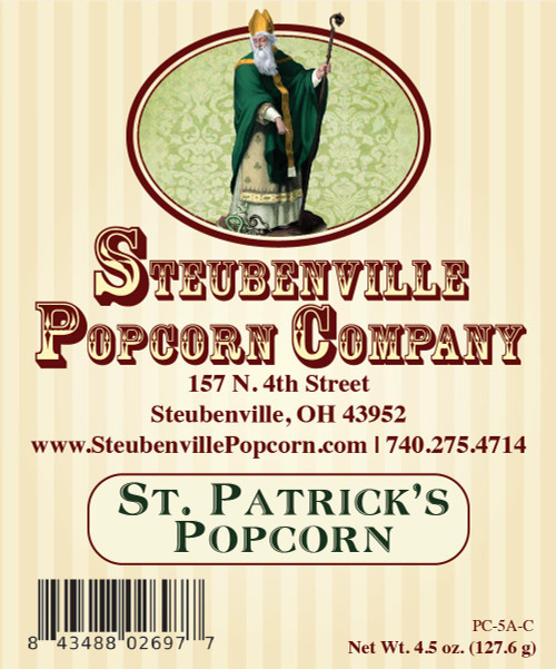 St. Patrick's Popcorn