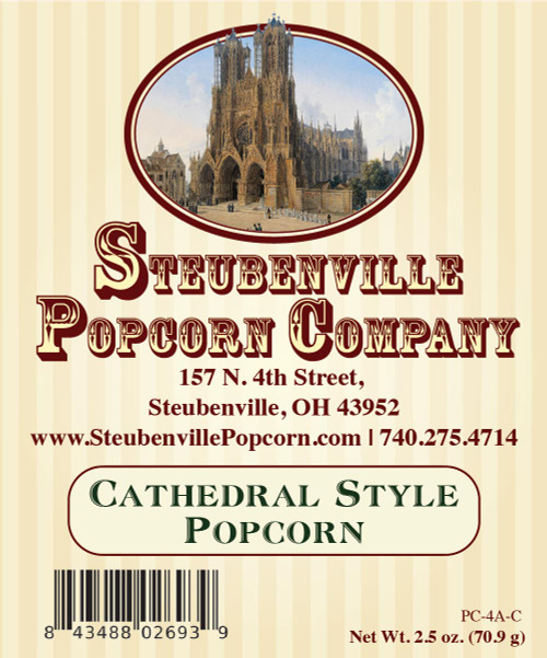 Cathedral Style Popcorn