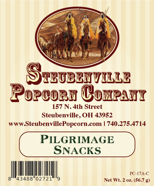 Pilgrimage Snacks Popcorn