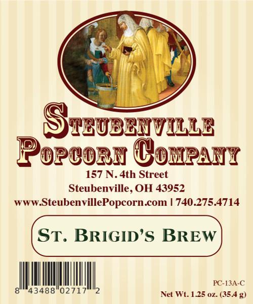 St. Brigid's Brew Popcorn