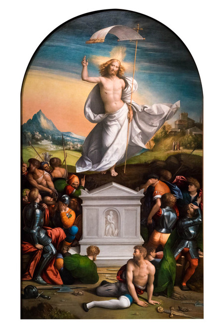 The Resurrection of Christ Print