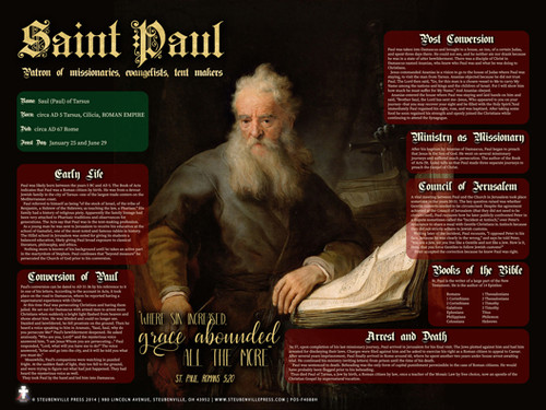 St. Paul Explained Poster