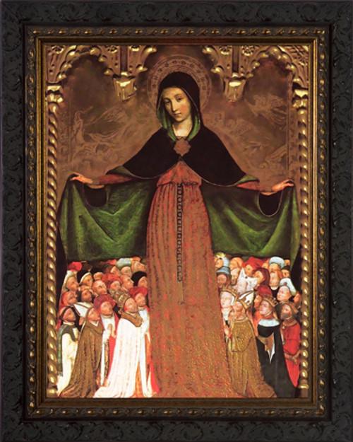 Mother of Mercy - Ornate Framed Art