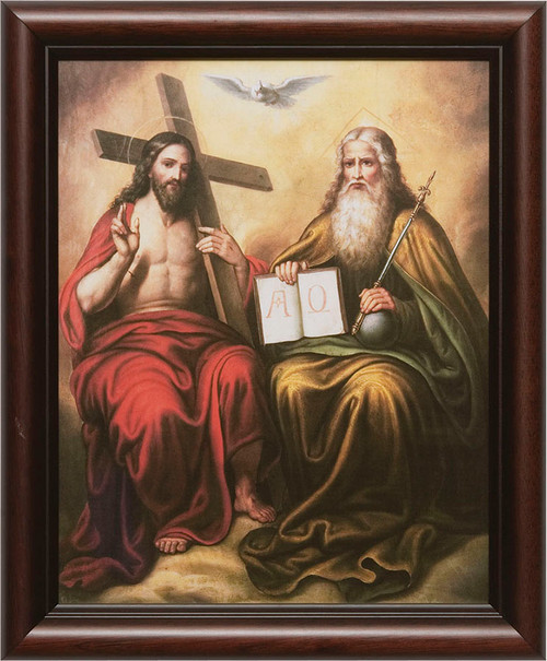 Trinity Framed Art Canvas