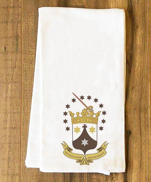 Discalced Carmelite Tea Towel