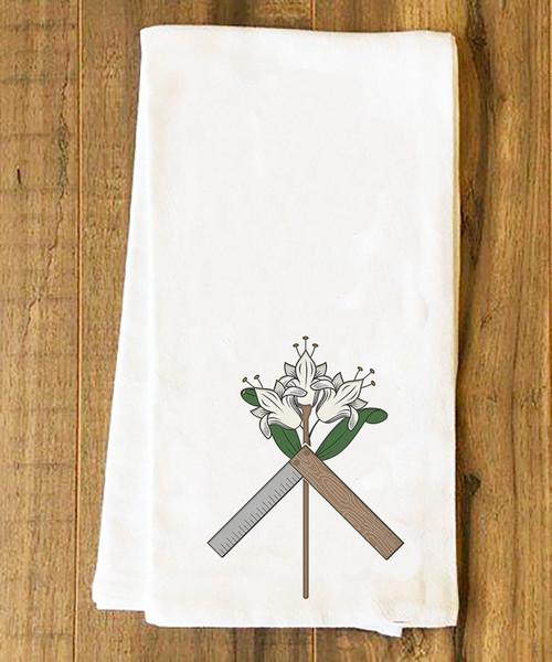 St Joseph Symbol Tea Towel