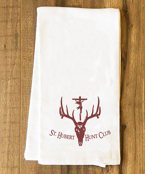 St. Hubert Hunt Club Tea Towel