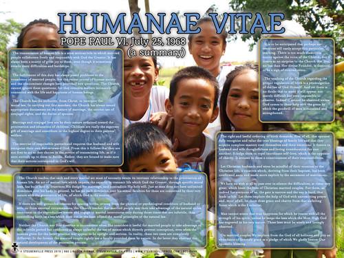 Humanae Vitae Explained Poster