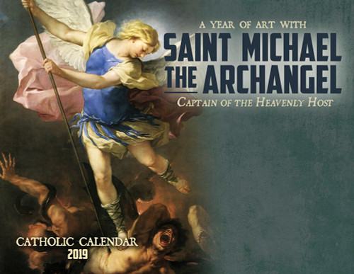 Catholic Liturgical Calendar 2019: Saint Michael the Archangel
