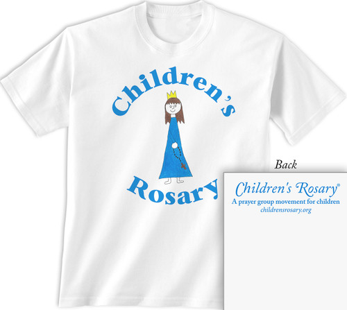 Children's Rosary Youth T-Shirt