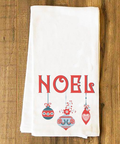 Noel Tea Towel