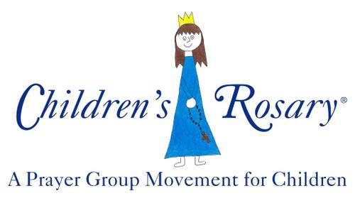 Children's Rosary Indoor/Outdoor Banner