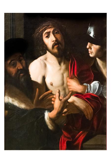 Ecce Homo by Mario Minniti Print