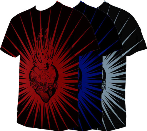 Immaculate Heart of Mary T Shirt
