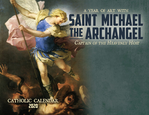 Catholic Liturgical Calendar 2020: Saint Michael the Archangel
