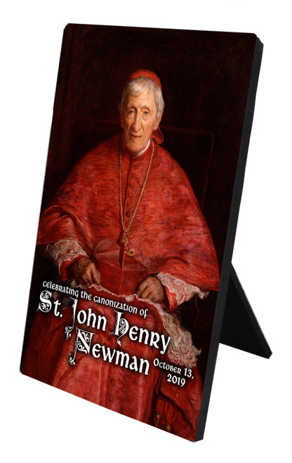 St. John Newman Commemorative Desk Plaque