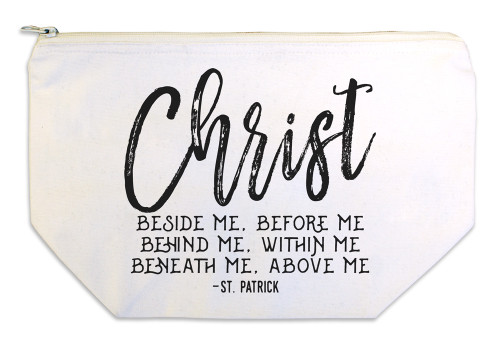 """Christ Beside Me"" Multi Purpose Bag"