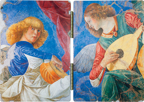 Angels in Song Diptych