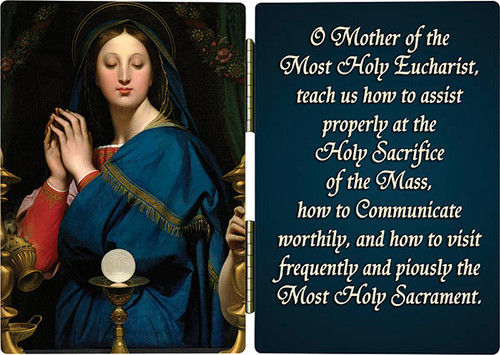 Madonna of the Host Diptych