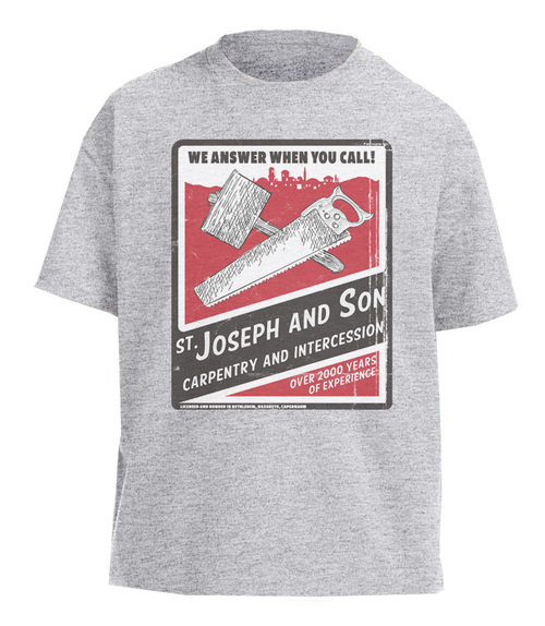 St. Joseph and Son Children's T-Shirt