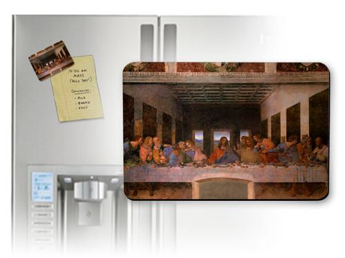 Last Supper by Da Vinci Magnet