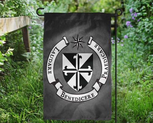 Dominican Outdoor Garden Flag