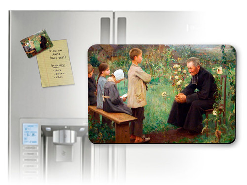 Catechism Lesson Magnet