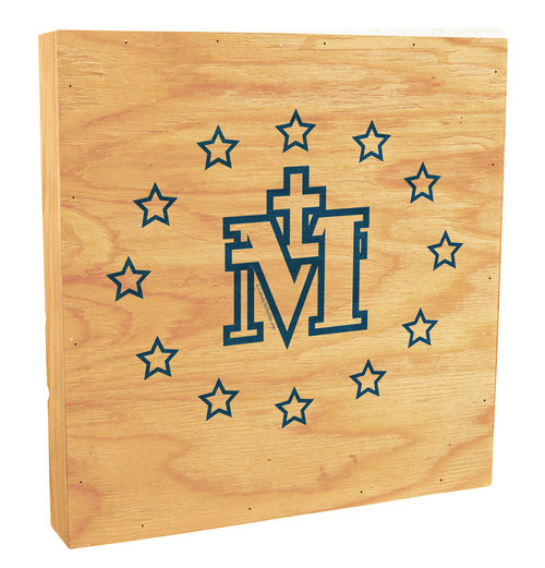 Miraculous Medal Rustic Box Art