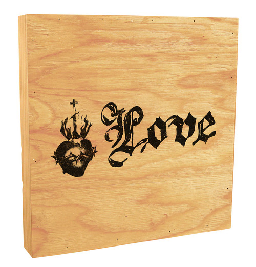 Love Rustic Box Art