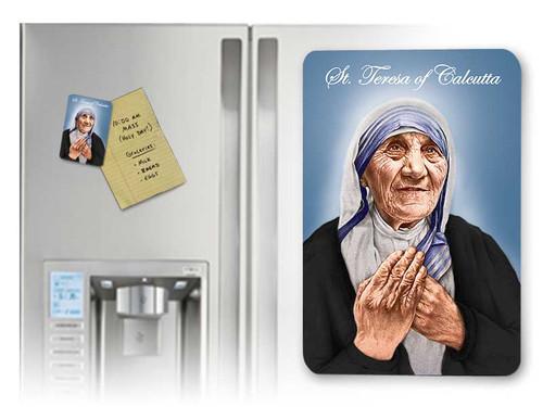 Overstock St. Teresa of Calcutta Magnet