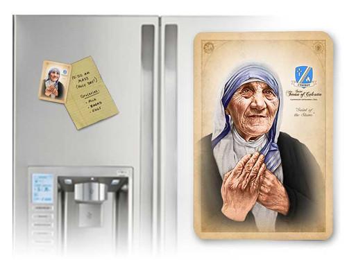 Overstock St. Teresa of Calcutta Commemorative Magnet