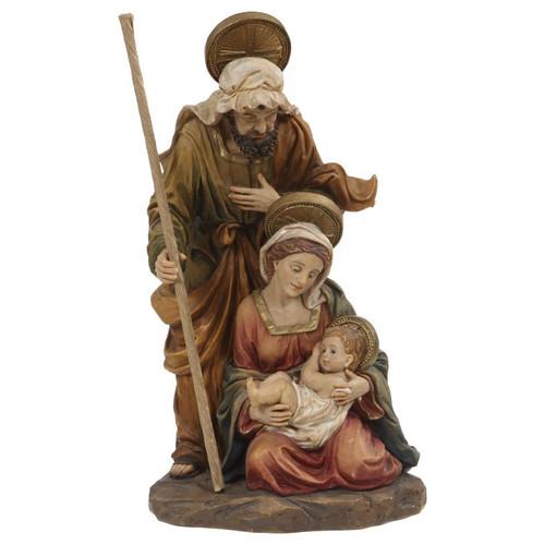 Simple Holy Family Nativity