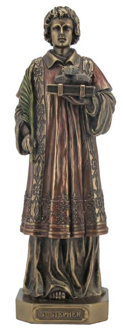 St. Stephen Bronze Statue