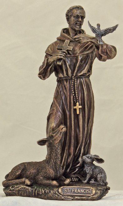 St. Francis Statue - 8.5""